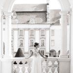 Pure elegance bridaldress brautkleid elegantbride bridalhair braut bridetobe braut2017 instabridehellip