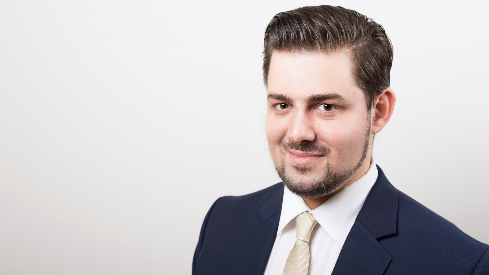 Business Portrait - Bewerbungsfoto