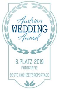 Austrian Wedding Award 2019